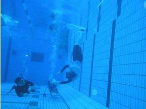 【茨城・つくば】初心者でも安心!1日体験ダイビング【体験・プール】