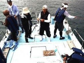 【熊本・天草】初心者でも大丈夫!海、船釣り体験ツアー(2時間)の画像