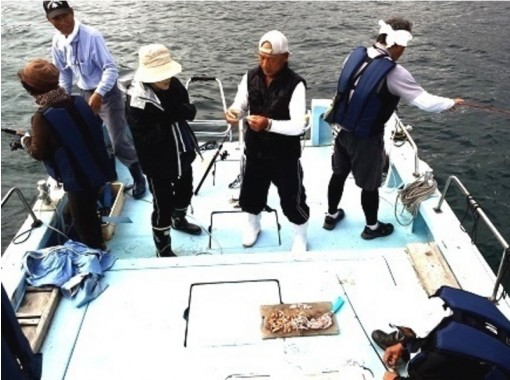 """[Kumamoto/Amakusa] Even beginners are fine! """"Sea and boat fishing experience tour"""" Children and Female can enjoy!の紹介画像"""