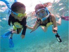【鹿児島・奄美大島】お子様からお年寄りまで大人気!シュノーケル体験(ホワイトビーチコース)の画像