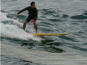【広島・広島市】初心者向け!海の上をかっこよく滑ろうレッスンコース!(サーフィン/SUP)の画像