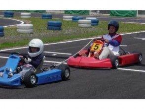 [Nagano Azumino] plenty of fun! Image of 1-seater rental cart (4 round ticket)