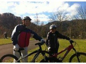 【北海道・定山渓】MTBサイクリングスペシャルツアー 豊平峡温泉コラボ企画!  定山渓・豊平峡MTBの画像