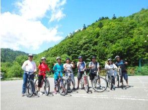 【北海道・定山渓】MTBサイクリングスペシャルツアー 豊平峡温泉コラボ企画!  札幌から送迎付き!