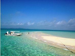 [沖繩石垣]享受白色的沙灘和蔚藍的大海!島及浮潛當然魅影