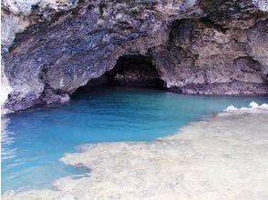 [沖繩石垣]崩落的興奮!藍洞及浮潛課程