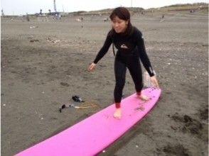 【神奈川県・横浜市】湘南の海を駆け抜けよう!サーフィンサークル!(3時間)の画像