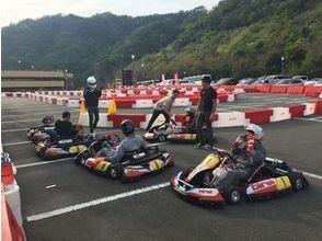 【静岡・駿河】本格レース!ゴーカートF1 GPパックの画像