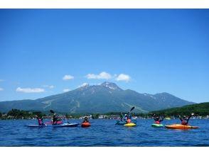 【長野・野尻湖】ツーリングカヤック野尻湖1日レッスンの画像