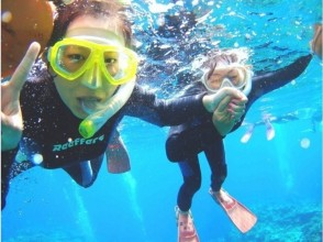 [Okinawa Kerama Three over the point Kerama (Kerama) Islands snorkelling day tour! !