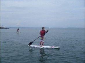【福岡県・北九州市】今話題のマリンスポーツで海に乗ろう!【SUP】