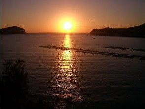 """[Tokyo, Ogasawara Chichijima] Relaxing observation-Sunset tour """"Easy course"""" to enjoy the beautiful sunset"""
