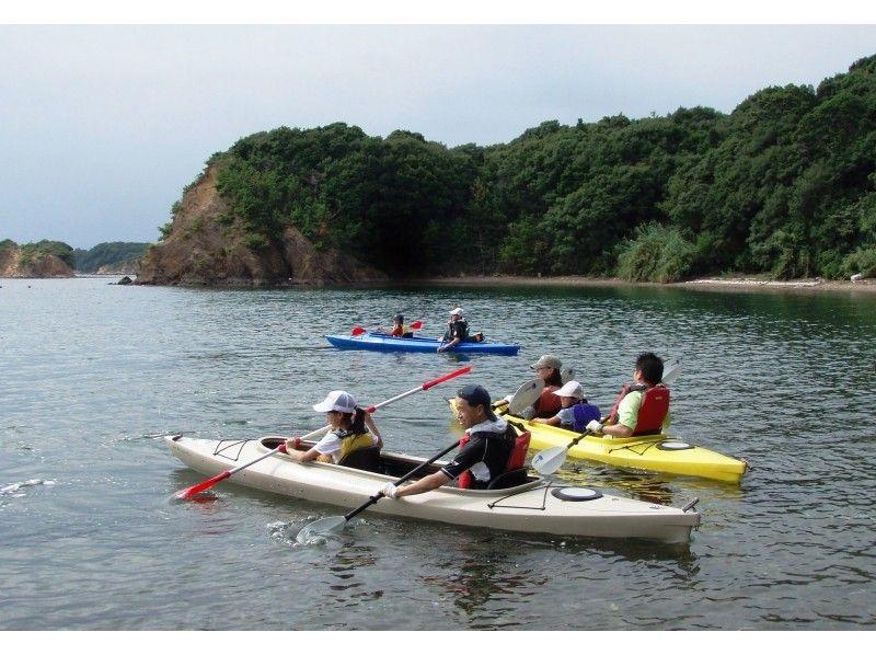 Triple Shima Ago Bay Introduction Image Of Eco Tour Sea Kayak Touring