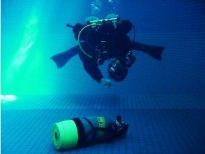 【沖縄】Tec-45コース 水深45mまで潜れる減圧ダイブトレーニングコース [3日間/4ダイブ]の画像