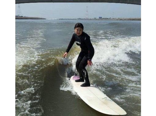 【福岡・筑後川】ウェイクサーフィン体験(初心者向けプラン)