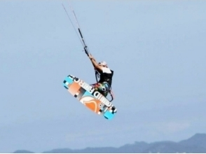 【Kanagawa · Miura Coast】 One to one guidance! Image of kite board experience private course (3 hours)