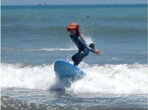 サーフィンを体験しよう!キッズコース(2時間半×1回)