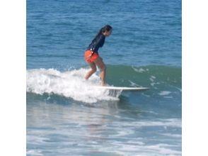 【神奈川・湘南茅ヶ崎】気軽にサーフィンを体験しよう!の画像