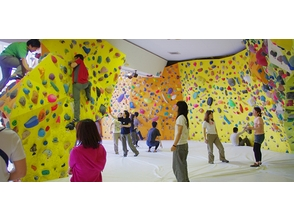 【Yamanashi · Isawa] Challenge for climbing! Image of Visitor Course (1 day plan) that does not require membership