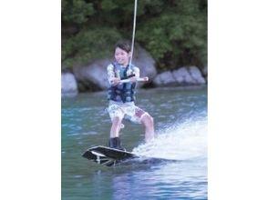 [瀨戶內 -岡山·Bizen Nissin】花式滑水板經驗課程半天船租賃