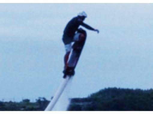 【瀬戸内・岡山・備前日生】次世代ウォータースポーツ・海上を舞うウォーターホバーボード体験