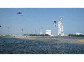 【愛知・伊勢湾】カイトボードの第一歩!1日初心者コースの画像