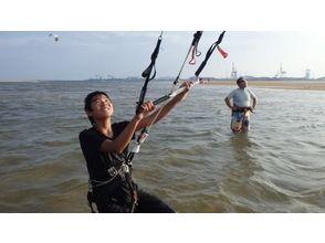 [愛知伊勢灣(對於已經課程三天課程的人)風箏板級支持課程