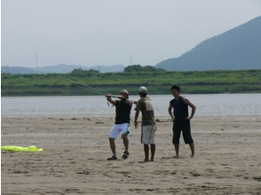 [愛知·Kisogawa]瞄準風箏寄宿生!風箏板體驗一門課程(120分鐘)
