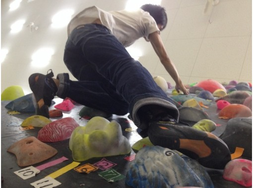 [Gifu / Kakamigahara] Participation is OK empty-handed! New special plan [Bouldering]の紹介画像