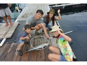 【神奈川・三浦】初心者からベテランまで大歓迎!海上の大型イカダで釣り放題!!の画像