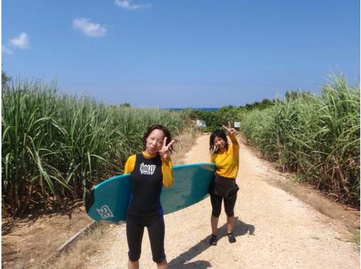 【沖縄・本島】初めはここから!体験サーフィン(未経験者・初心者大歓迎!)