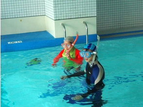 【Osaka】 Enjoy more skin diving! Image of private course (2 hours)