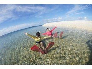 【沖縄 西表島・バラス島】サンゴからなる幻の島へ!半日スノーケリングツアー