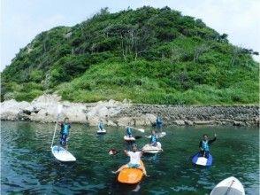 【千葉・南房総】都心から1時間チョイチョイ! SURFIN&SUPプロが教えるSUP体験コースの画像