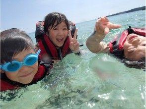 【沖縄本島・北部】リバートレッキング(沢登り)&シュノーケルの画像