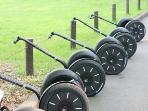 【Saitama · National Musashi Hills Forest Park】 Let's visit the rich forest park! Image of Segway Guided Tour (2 hours 30 minutes)