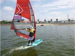 【Aichi · Shinkai】 Windsurfing experience school (3 day master course)