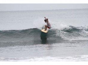 【千葉・君津】駆け出しサーファーの方へオススメ! サーフィン初心者コースの画像