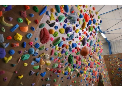 [Saitama] challenge to bouldering! Enjoy without registering! Visitor courseの紹介画像