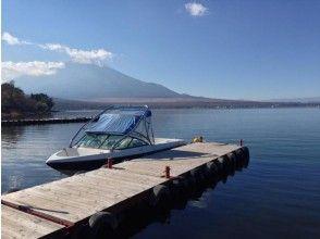 【山梨・山中湖】しっかりレクチャーいたします!ウェイクボードじっくりコース【15分×2セット】の画像