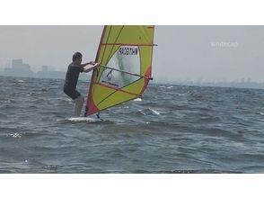 【千葉・検見川浜】ウィンドサーフィン体験コースの画像