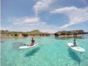 [Okinawa ・ Miyakojima] Popularity surge! SUP can meet sea turtles Cruising
