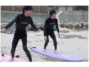 【広島発!日本海・浜田】大好評!親切・丁寧・楽しい!体験サーフィンの画像