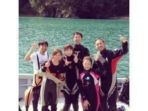 【宮城/女川】仙台から日帰りでで水中世界の感動を!アドバンスダイバーコース