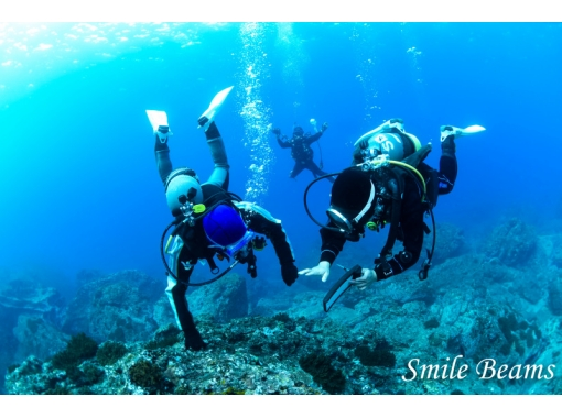 【鹿児島・桜島・南さつま市・錦江湾・坊津】ゆっくり練習。ダイビングの楽しさを広げよう!ライセンス取得