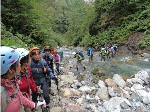 【北海道・札幌】沢登り(幌尻岳)・ロングコース(大雪山縦走)・岩ルートから選択できるトレッキング!