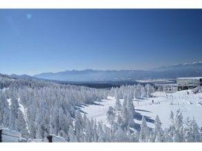 【長野・八ヶ岳】北横岳 雪山登山の画像