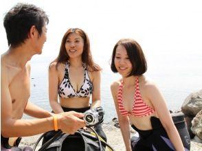 【栃木県・小山市】ライセンス不要! 海で体験ダイビング
