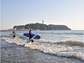 【神奈川・湘南】初心者大歓迎!サーフィンスクール体験コース【1回】の画像