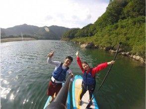 【高知・四万十川】日本最後の清流!四万十川を下る!四万十川リバーサップ(半日コース)